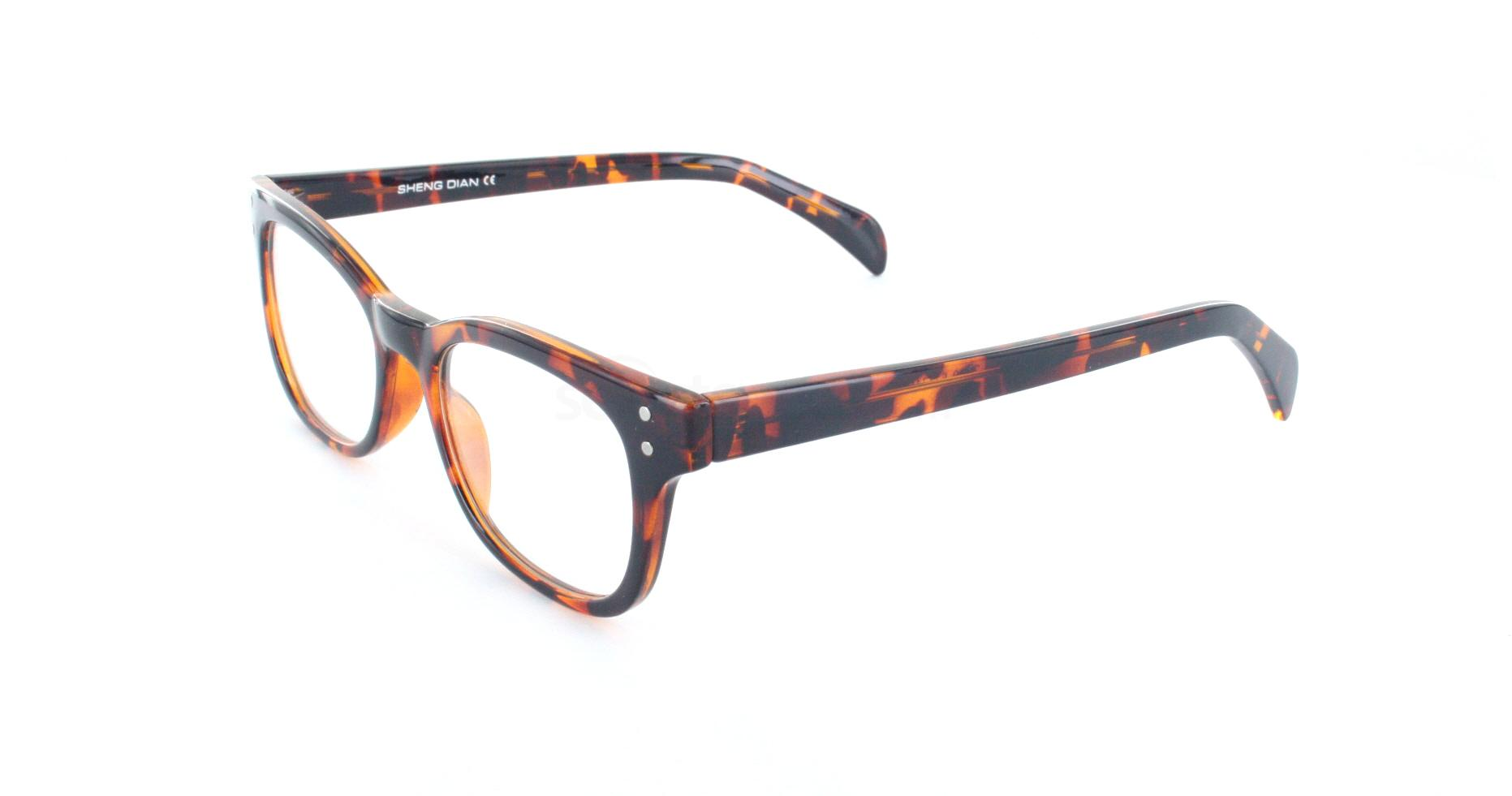 Savannah P2249 Havana Prescription Glasses. Free lenses ...