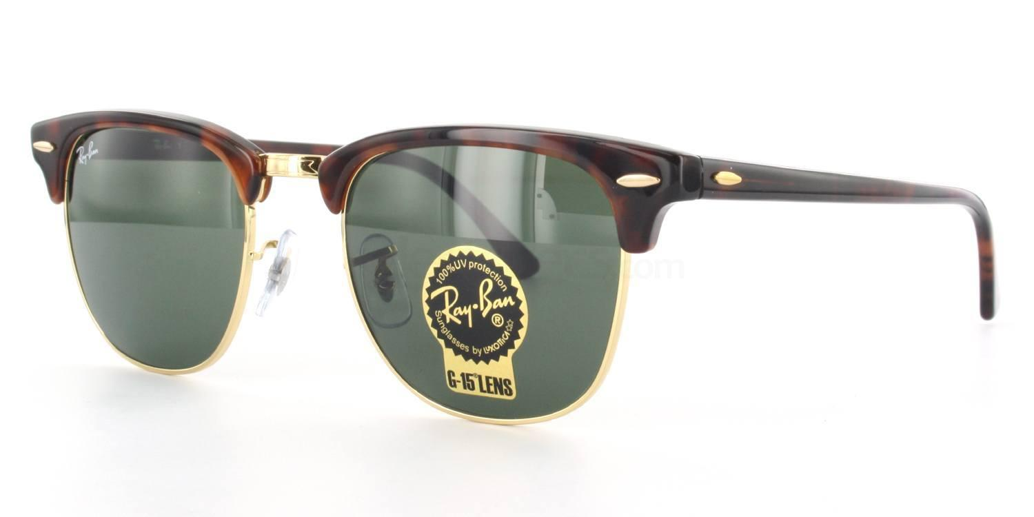 Ray Ban RB3016 - Clubmaster