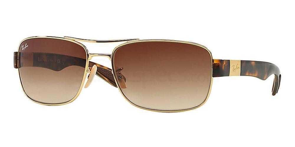 RAY-BAN sunglasses brown gradient Diplo inspo