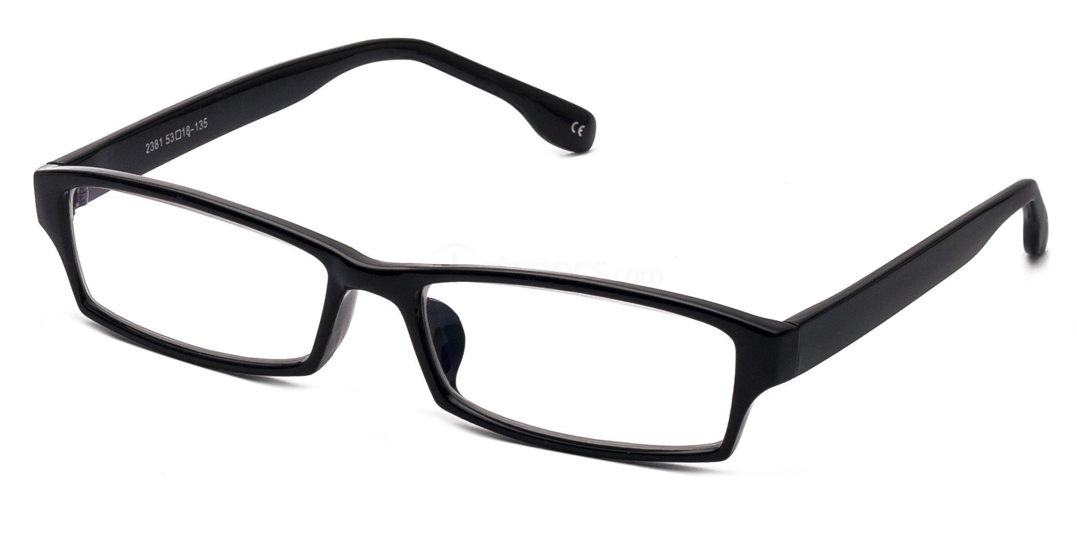 Lillian Thuram glasses