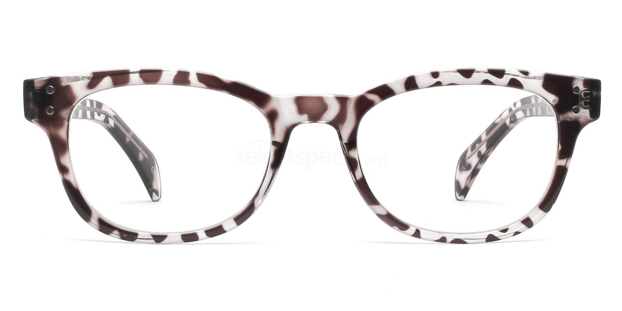 animal print glasses review