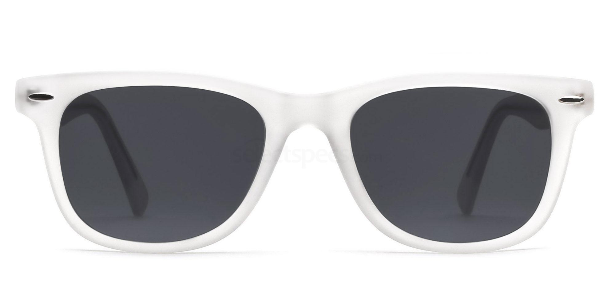 Savanah 8121 Clear Transparent Sunglasses on Budget at SelectSpecs