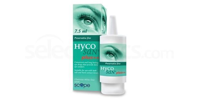 dry eye eyedrops soothing