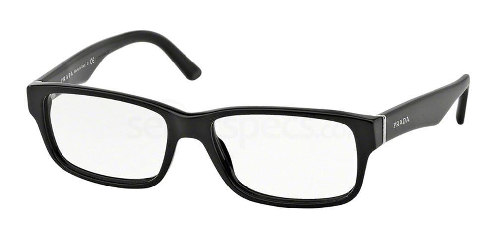 Prada 16MV prescription glasses