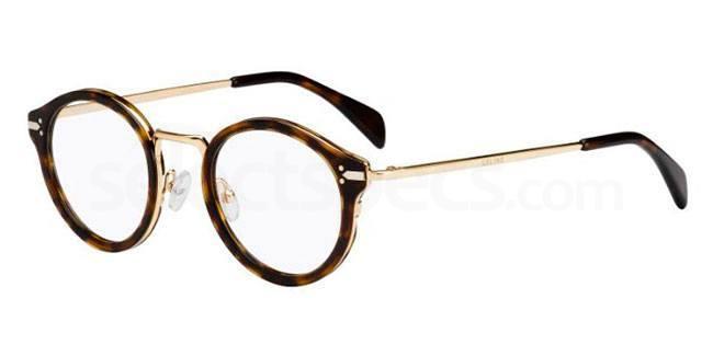 emily ratajkowski glasses celine