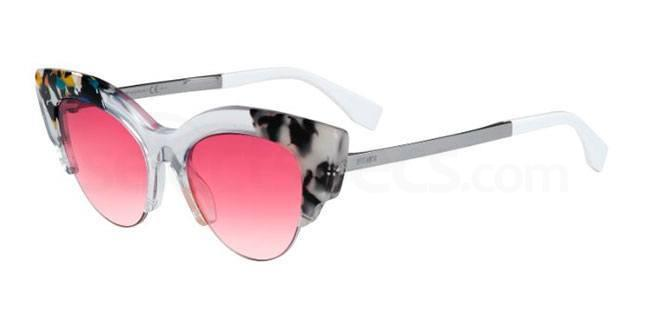 retro sunglasses fendi ss16