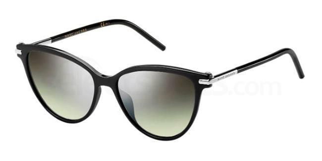cat-eye Marc Jacobs '80 insp.