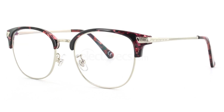 horn rimmed glasses cheryl cole