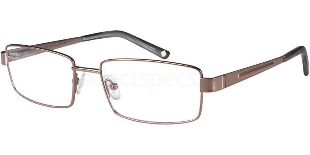 Julian Beaumont 3630 Titanium glasses at SelectSpecs