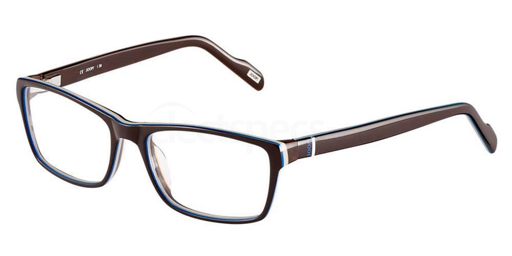 Joop Glasses Frame : JOOP Eyewear 81127 Prescription Glasses. Free lenses ...