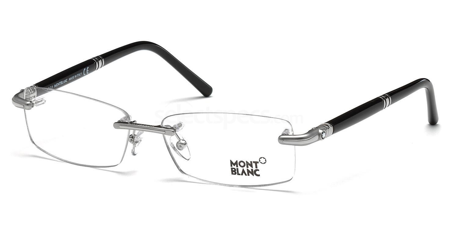 Rimless Glasses Montblanc : The Glasses Stereotype: What Do Your Glasses Say About You ...