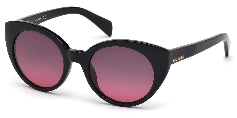 diesel-dl0083-cat-eye-sunglasses-at-selectspecs