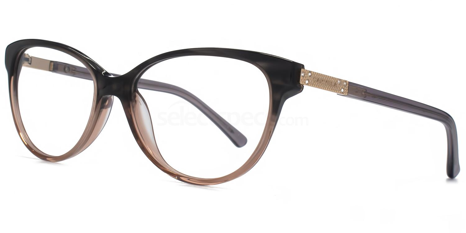 cat eye glasses for party makeup