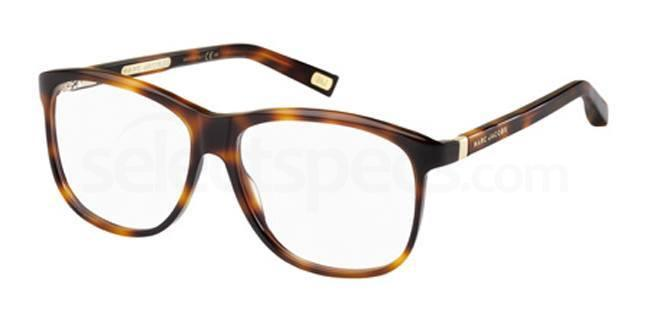 marc jacobs mj 412 prescription glasses free lenses. Black Bedroom Furniture Sets. Home Design Ideas