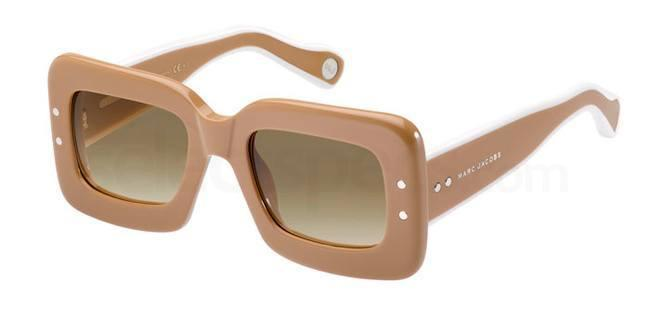 Marc Jacobs pink sunglasses