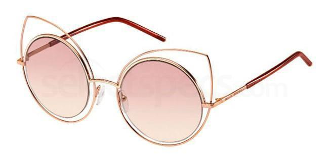 Marc Jacobs cat eye pink