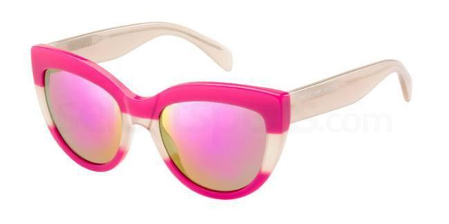 MARC by Marc Jacobs Pink and White sunglasses