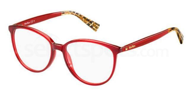 iris apfel inspired glasses red