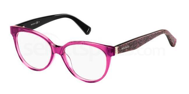 glitter prescription glasses christmas