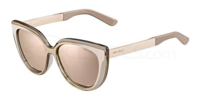 Jimmy_Choo_Rose_gold_Cindy_sunglasses