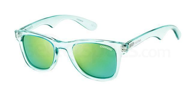 transparent wayfarer sunglasses carrera