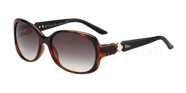DIOR ZEMIRE 2 Christian Dior Sunglasses