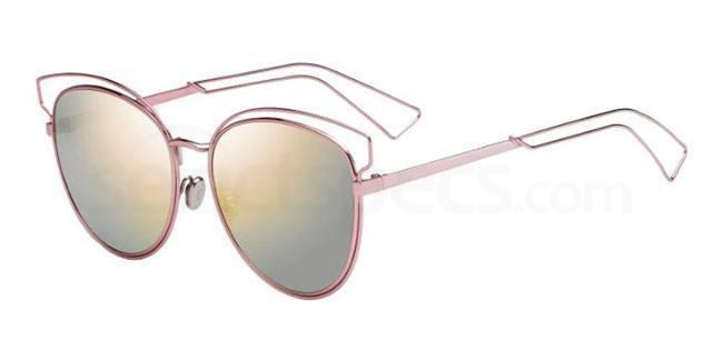 Dior Sideral2 Rose Gold sunglasses