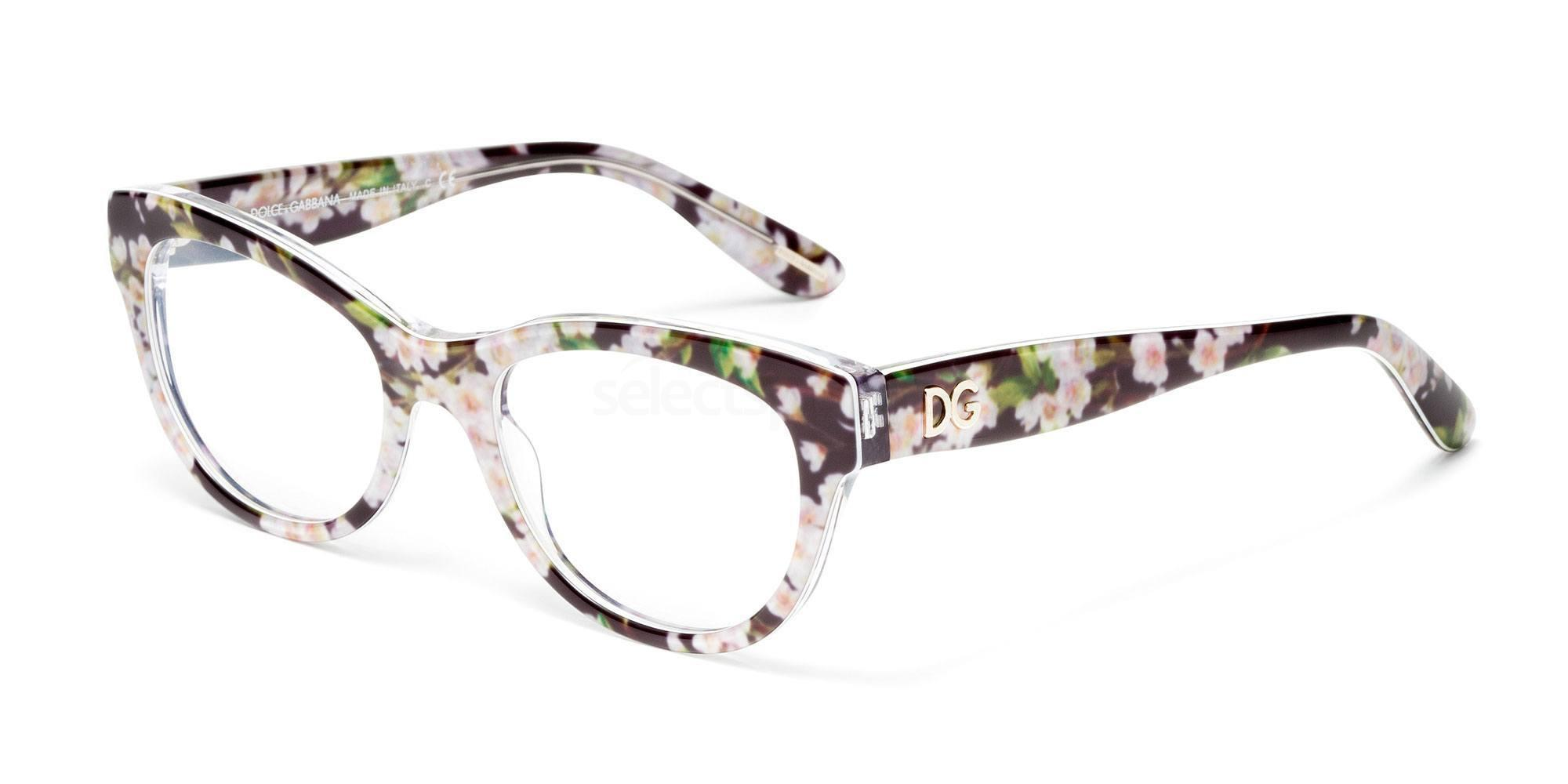 Dolce And Gabbana Ladies Glasses