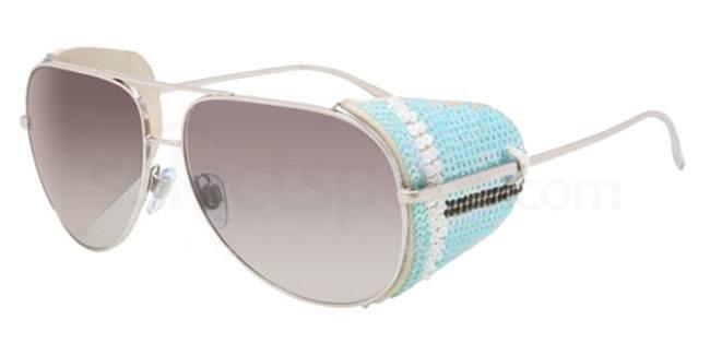 sunglasses with side shields sequin