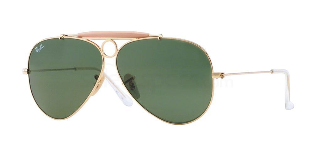 Hunter S Thompson Ray Ban Sunglasses Shooter