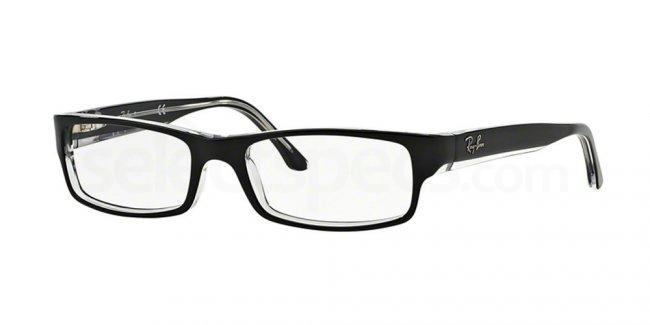 ray ban rx5114 glasses free lenses selectspecs. Black Bedroom Furniture Sets. Home Design Ideas
