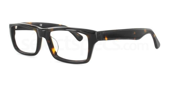 Black Frame Glasses For Guys : Stellar 6637 glasses Free lenses SelectSpecs