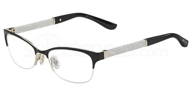JIMMY CHOO JC106 glasses. Free lenses SelectSpecs