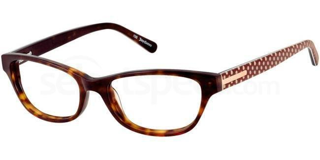 Juicy Couture JU 118 glasses. Free lenses SelectSpecs