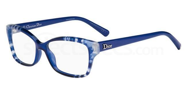 Eyeglass Frames Blue Moon : Dior CD3260 glasses Free lenses SelectSpecs