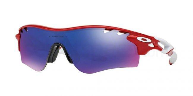Oakley OO9181 Radarlock Path Sunglasses for cyclists at SelectSpecs