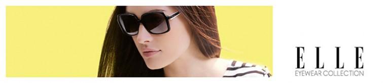 ELLE Sunglasses banner