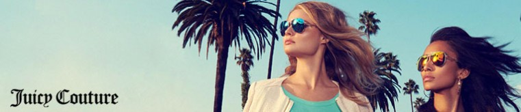 Juicy Couture Sunglasses banner