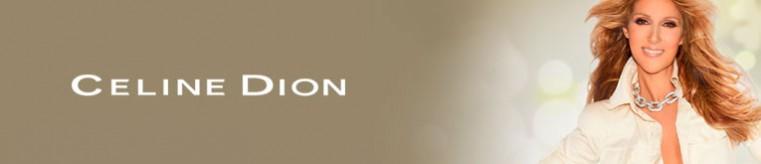 Celine Dion Sunglasses banner