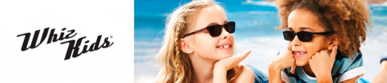 Whiz Kids Sunglasses banner