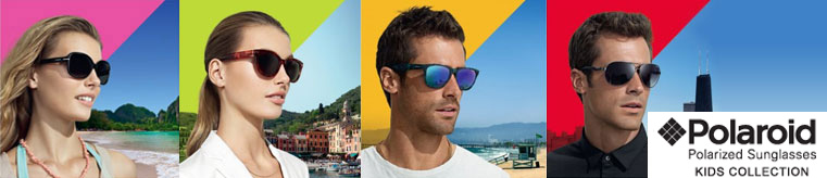 Polaroid Kids Sunglasses banner