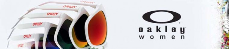 Oakley Ladies Sunglasses banner