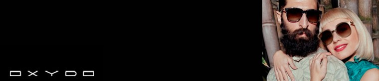 OXYDO Sunglasses banner