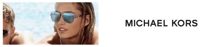 MICHAEL KORS Sunglasses banner