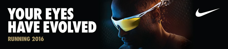 Nike Sunglasses banner