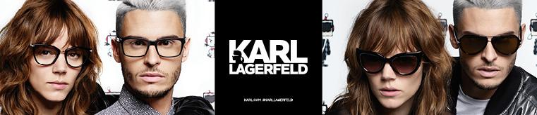Karl Lagerfeld Sunglasses banner