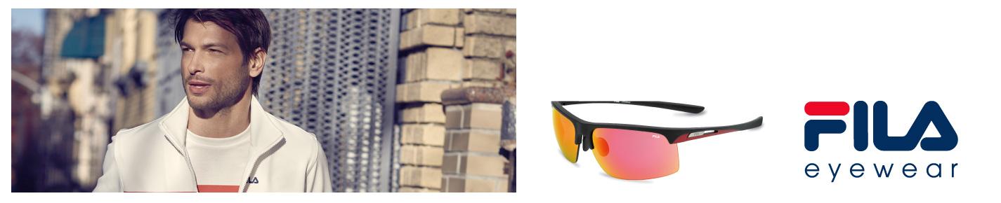 Fila Sunglasses banner
