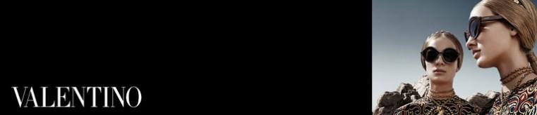 Valentino Sunglasses banner