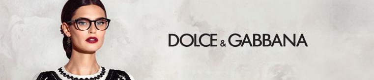 Dolce & Gabbana Glasses banner