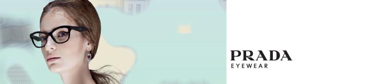 Prada Glasses banner
